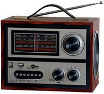 Фото радиоприемника Бердский завод радиоприемников РП-307