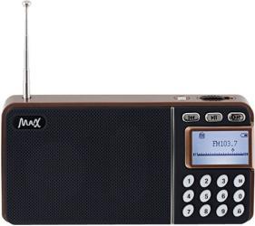 Фото радиоприемника MAX МR-250