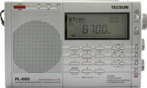 Фото радиоприемника TECSUN PL-660