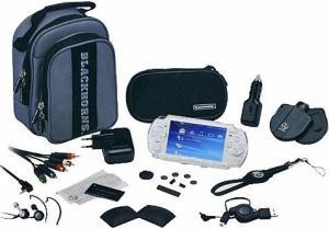 Набор аксессуаров для Sony PSP Slim Black Horns BH-PSP02618 SotMarket.ru 2190.000