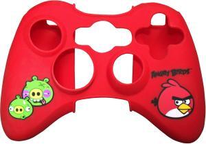 Силиконовый чехол для Microsoft XBox 360 Angry Birds Gamerpad Controller Skin 35225 SotMarket.ru 1200.000