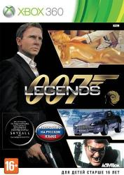 Фото 007 Legends 2012 Xbox 360