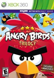 Angry Birds Trilogy 2012 Xbox 360 с поддержкой MS Kinect SotMarket.ru 1850.000