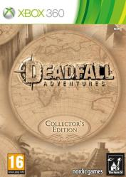 Deadfall Adventures Collectors Edition 2013 Xbox 360