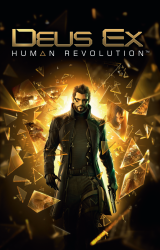 Deus Ex: Human Revolution 2011 Xbox 360