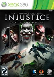 Injustice: Gods Among Us 2013 Xbox 360