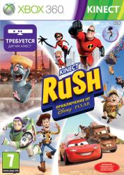 Kinect Rush: A Disney Pixar Adventure 2012 Xbox 360