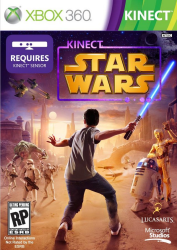 Kinect Star Wars 2012 Xbox 360