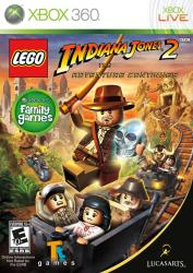 LEGO Indiana Jones 2: the Adventure Continues 2009 Xbox 360 SotMarket.ru
