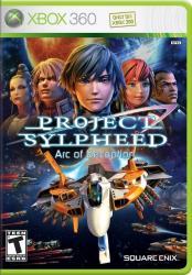Project Sylpheed: Arc of Deception 2007 Xbox 360 SotMarket.ru 1770.000