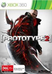 Prototype 2 2012 Xbox 360