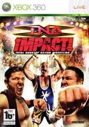 TNA Impact 2008 Xbox 360 SotMarket.ru 1250.000
