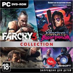 Far Cry 3 + Far Cry 3 Blood Dragon Collection 2014 PC SotMarket.ru 920.000