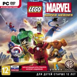 LEGO Marvel Super Heroes 2013 PC SotMarket.ru 750.000