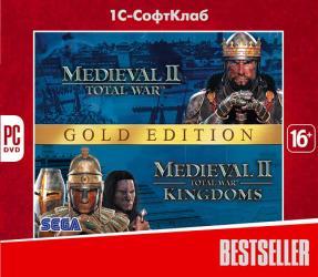 Medieval 2: Total War. Gold Edition Bestseller 2012 PC SotMarket.ru 290.000