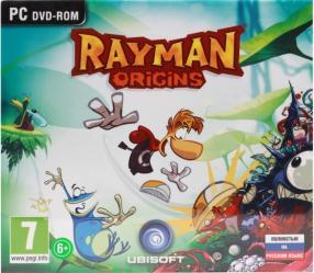 Rayman Origins 2012 PC SotMarket.ru 1030.000