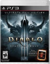 Фото игры для PlayStation 3 Diablo III: Reaper of Souls. Ultimate Evil Edition 2014 PS3