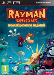 Фото игры для PlayStation 3 Rayman Origins: Collector's Edition 2011 PS3