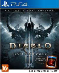 Фото игры для Sony PS4 Diablo III: Reaper of Souls. Ultimate Evil Edition 2014 PS4