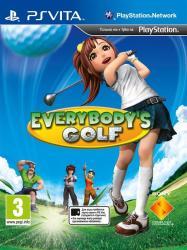 Everybody's Golf 2012 PSVita
