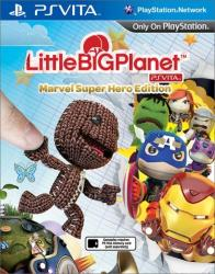 фото LittleBigPlanet Marvel Super Hero Edition 2014 PSVita
