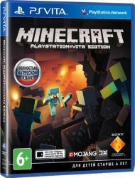 фото Minecraft 2014 PSVita