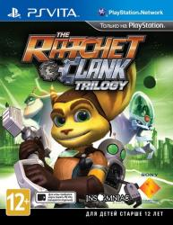 Ratchet & Clank Trilogy 2014 PSVita
