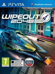 WipEout 2048 2012 PS Vita SotMarket.ru 2260.000