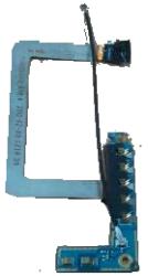 Фото плата антенны для HTC One X (Уценка)