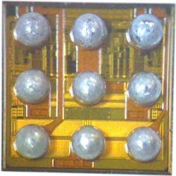 Фото динамика для Nokia 6100 Buzzer IC кристалл