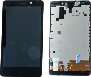 фото Дисплей для Nokia XL Dual Sim с тачскрином