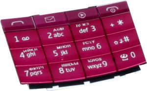 фото Клавиатура для Nokia X3-02 Touch and Type