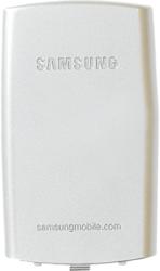 фото Крышка АКБ для Samsung E900 ORIGINAL