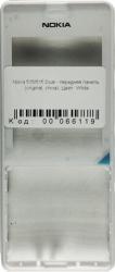 фото Панель для Nokia 515 Dual Sim White ORIGINAL