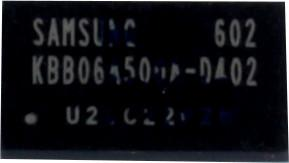 Микросхема памяти (flash) для Samsung X640 KBB06A500M ORIGINAL SotMarket.ru 233.000