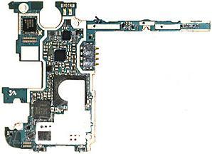 Микросхема системной платы для Samsung Galaxy Note 3 N9000 ORIGINAL SotMarket.ru 11180.000