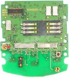 Подложка клавиатуры для Motorola L6 на плате SotMarket.ru 200.000