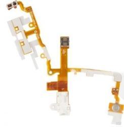 фото Шлейф для Apple iPhone 3G с коннекторами, кнопкой включения, кнопками громкости
