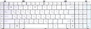 фото Клавиатура для Asus N55