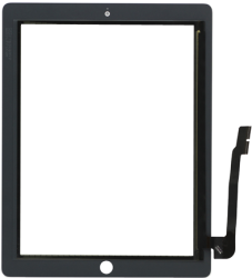 фото Тачскрин для Apple iPad 3 с кнопкой Home