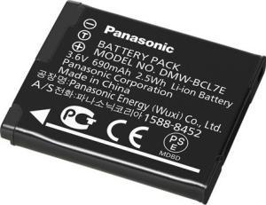 Фото аккумуляторной батареи Panasonic DMW-BCL7E