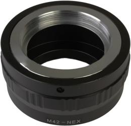 фото Переходное кольцо Falcon Eyes M42 на Sony Nex