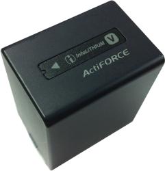 Фото аккумулятора для видеокамеры Sony HDR-CX190E NP-FV100