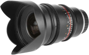 Samyang 16mm T2.2 ED AS UMC CS VDSLR Canon EF SotMarket.ru 18860.000