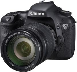 Фото Canon EOS 7D Kit 18-200