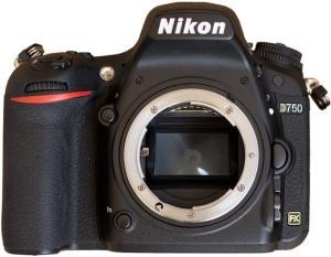Фото Nikon D750 Body