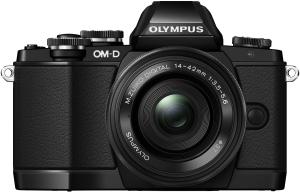 Фото Olympus OM-D E-M10 Kit 14-42 II R