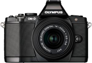 Фото Olympus OM-D E-M5 Kit 14-42