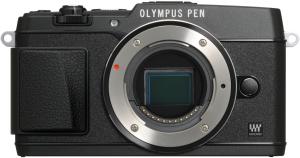 Фото Olympus Pen E-P5 Kit 17mm + VF-4