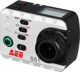 Фото рыболовной видеокамеры AEE MagiCam S51